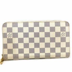 Louis Vuitton Damier Azur Zippy Zip Around Organiz